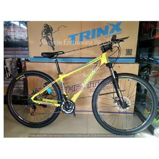 "Trinx M166 29""*16"" Mechanical Mountain Bike Bicycle *Limited Edition*"