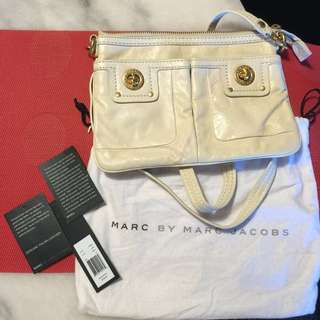 Marc by Marc Jacobs Totally Turnlock Percy Messenger Bag