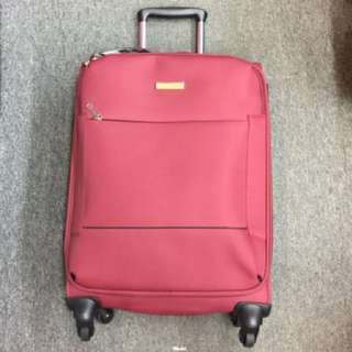 Conwood soft case luggage