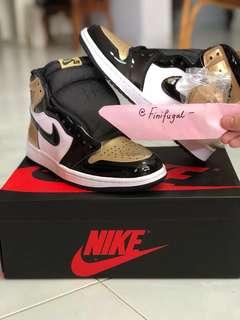 Air Jordan 1 Goldtoe US 7