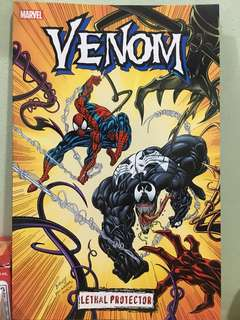 Venom: Lethal Protector (complete from 1-6)