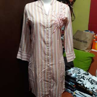 PS (Personal Style)  stripes tunic