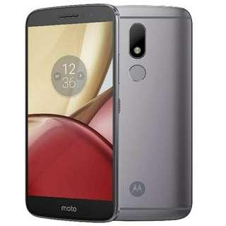 Motorola Moto M Ram 4/32GB Garansi resmi