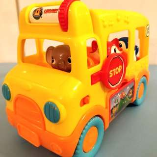 Leap frog bus for 18months and up