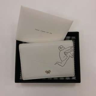 【New】Anya Hindmarch Card Holder