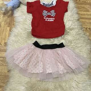 Set fits to 2-4 years old/direct contact #09956396640