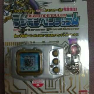 全新 Bandai Digimon Pendulum Version Zero 超數碼暴龍機Zero代 復刻版