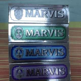 意大利Marvis牙膏