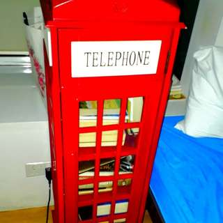 UK Telephone Bookshelf