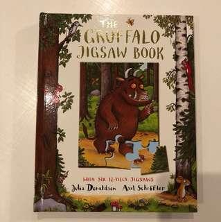Gruffalo puzzle book