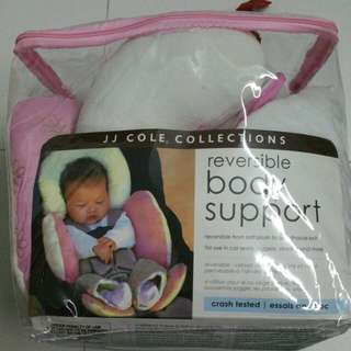 JJ cole collection Reversible Head n Body Support