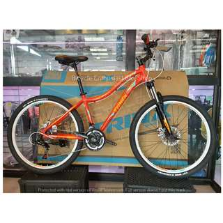 Trinx N106 Nana Ladies Mountain Bike MTB Bicycle *Available only at Bicycle Enthusiast Bikeshop*