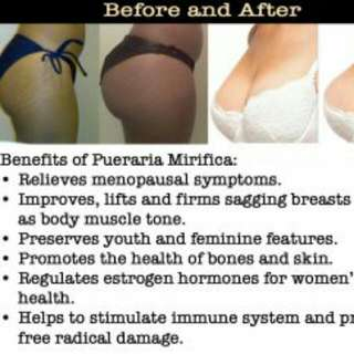 BBBUST BREASTS ENLARGEMENT BOOST + UP SIZE 0.5 TO 3 CUP + FIRM BUTT + FOR LADY / WOMAN + TRANSGENDER + 750MG X 60 + UP LIBIDO & ESTROGEN & SLOW DOWN AGING + HIGHEST DOSE + ENHANCE PUBERTY & MENOPAUSE - SUITABLE FOR HALAL MUSLIM VEGETARIAN - 100% HERBAL