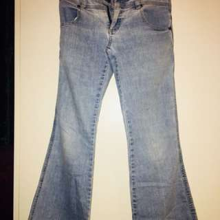 Girls' Flare Jeans New