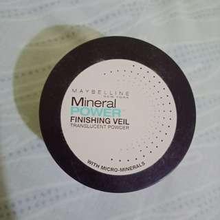 Maybelline Translucent Powder ✨