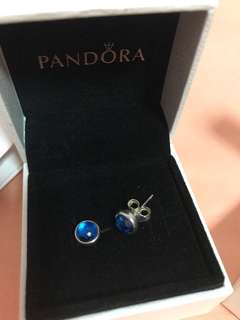 Pandora Earrings and Ring