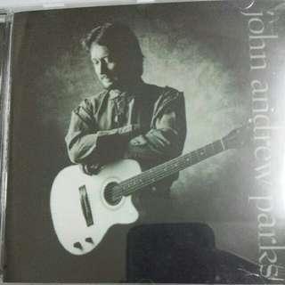 Music CD: John Andrew Parks III–John Andrew Parks