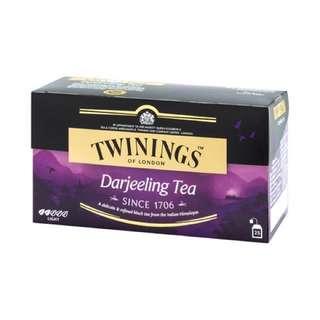 🚚 唐寧twinings 歐式大吉嶺茶