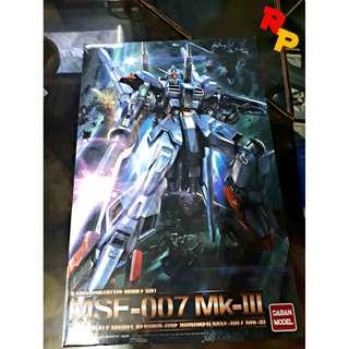RE/100 Gundam Mk III
