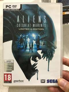 Aliens Colonial Marines. Limited Edition