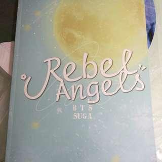 Suga韓站photo book