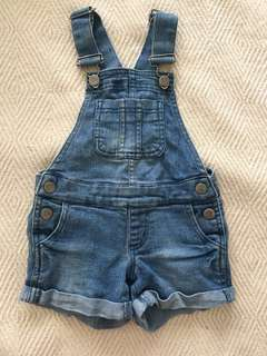 Size 2 target boho dungaree overalls lovely denim 💕