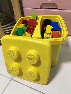 Duplo Lego Tub