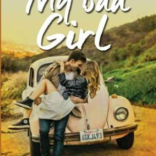 Ebook : My Bad Girl by Siti Nur Atika