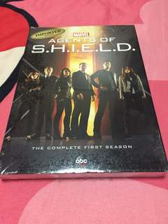 Agents of S.H.I.E.L.D Season 1 & 2 DVD