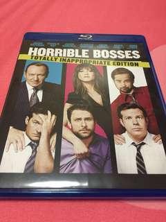 Horrible Bosses Blu Ray