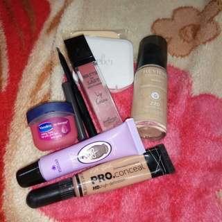 Paket Makeup Murah II