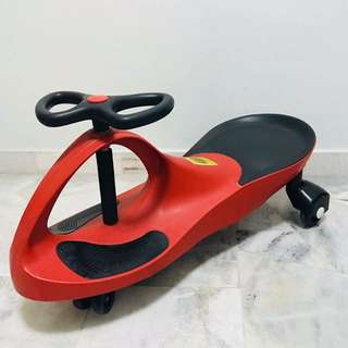 Plasma Car Scooter in Red