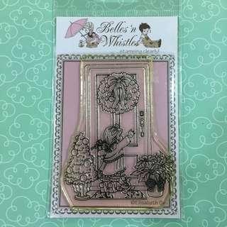 Belle Whistle Stamp destash – Watering