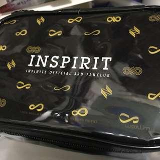 Infinite 3期會員禮