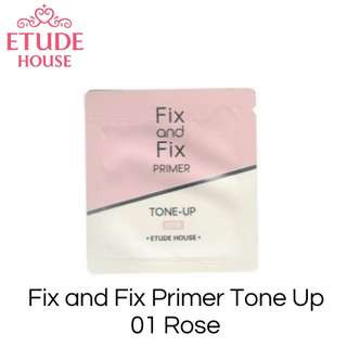 ETUDE HOUSE Fix and Fix Tone Up Primer