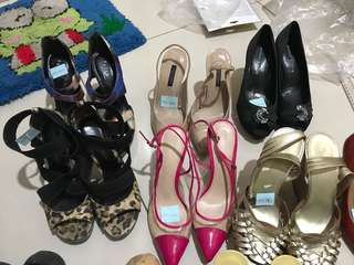BIG SALE International Brand shoes from 50K-200K