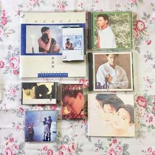 劉德華90年代🎶音樂專輯