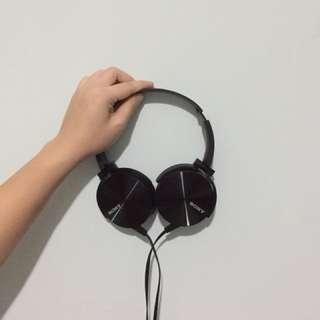 Sony Headphone MDR-XB450 EXTRA BASS