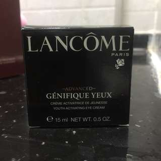 Lancôme Genefique Youth Activating Eye Cream