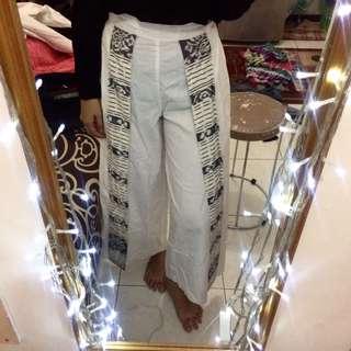 batik etnic pants