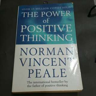 Self Help Book - The Power of Positive Thinking