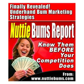 8 Common Bum Marketing Mistakes, and How To Avoid Them eBook