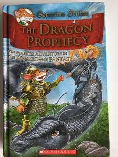 Geronimo Stilton: The Dragon of Prophecy