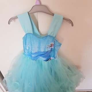 Disney Frozen tutu dress