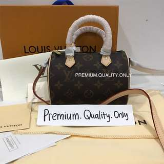 Customer's Order LV speedy nano