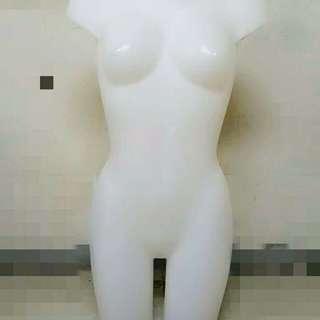 3/4 flat shoulder Mannequines
