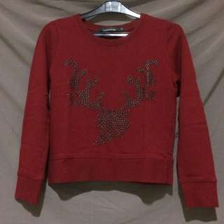 S&K Red Deer Sweater