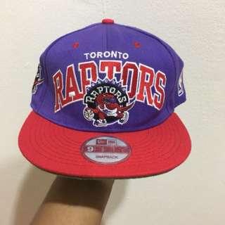 Toronto Raptors cap new era