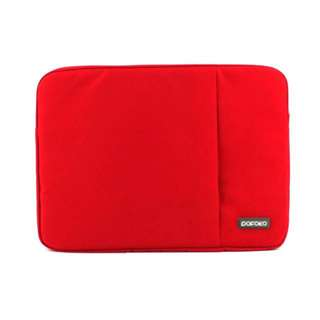 "15.6"" Laptop Sleeve Oscar Series (RED)"