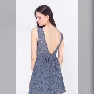 BNWT Fayth Sherri Low Back Dress